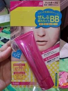 日本藥妝covercom BB cream