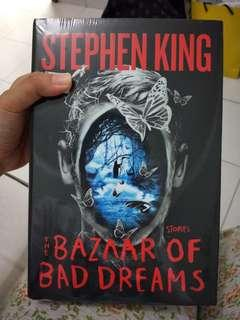 Stephen King The Bazaar of Bad Dreams