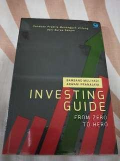 Investing guide from zero to hero