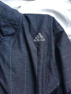 Adidas rain coat