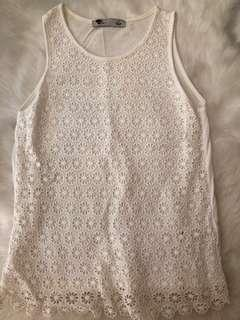 Crotchet top
