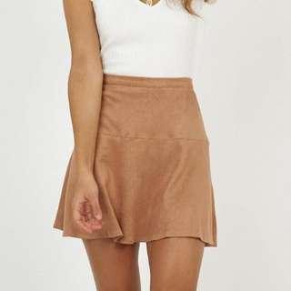 SHOWPO   SUEDE Skirt