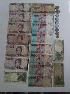 Old Legal Indonesian Rupiah (1971 - 2000)