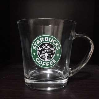 🚚 星巴克-2006年經典舊Logo典藏玻璃杯