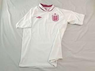 England Home Euro 2012 Jersey