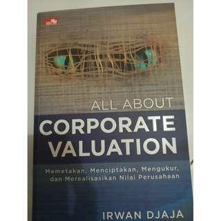 All about valuation by Irwan Djaja