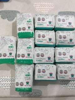 Discounted Pee-Ka-Poo Diapers