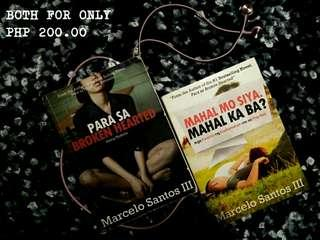 Marcelo Santos' Books
