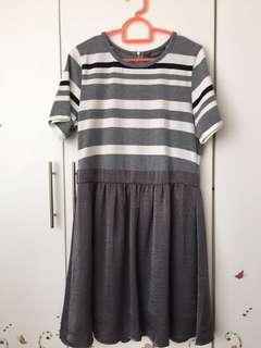 Stripe Dress #BlackFriday100