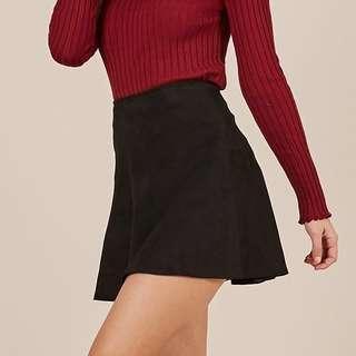 SHOWPO   SUEDETTE Skirt