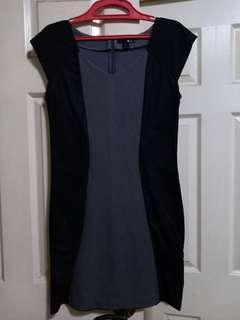 Memo Woman grey/black dress