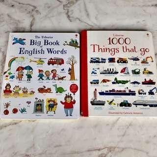 🚚 Usborne picture books for children