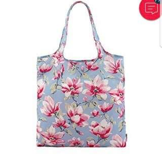 Cath Kidston Magnolia Foldaway Shopping Bag