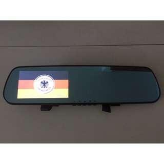 (German Technology)Rear view camera