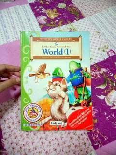 Fables from Around the World (I) Children's Book #BlackFriday100 #SUBANGJAYASWAP