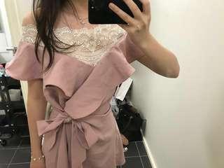 NEED GONE Red Valentino dress