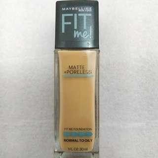 Fit Me foundation