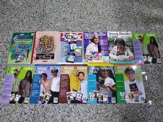 Young Reader/Author Club