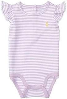 Brand New With Tag in Bag Polo Ralph Lauren Baby Girl Onesie