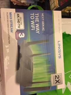 Linksys Router AC 2600