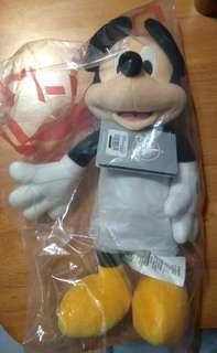 全新迪士尼正版米奇公仔 (10吋=~27cm)