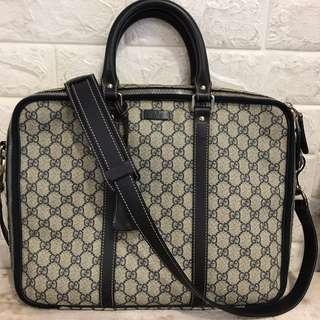 Gucci messenger sling bag