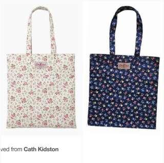 Cath Kidston Cotton Book Bag