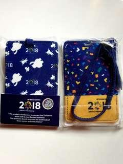 LUGGAGE TAG ASIAN GAMES