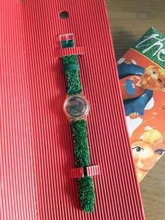 1997 Swatch Vtg limited edt GARDEN TURF SKZ103 Club Members Only