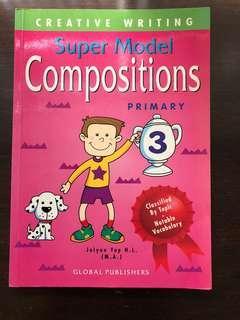 P3 English Compo Book