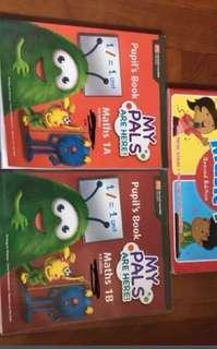 Primary 1 Textbooks, P1