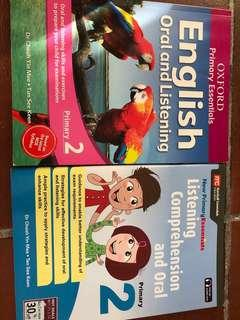 Primary 2 English Oral and Listening, P2