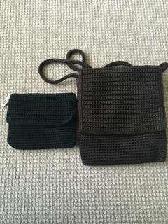 Closet detox: The Sak - sling bag and wallet
