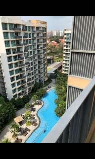 For Rent - The Glades 1 bedroom apartment @ Tanah Merah