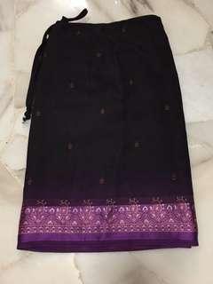 Thai Silk skirt