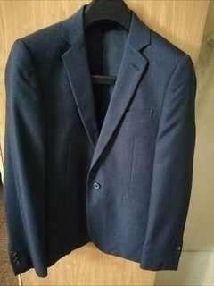 G2000 suit slim fit (navy)