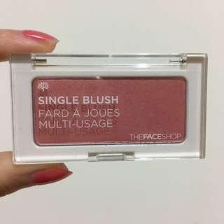 THE FACE SHOP 胭脂 blush OR03