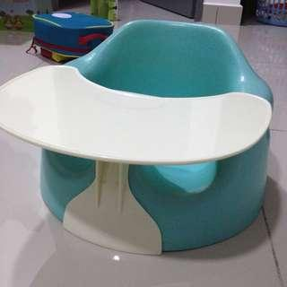 Anbebe baby seat with tray