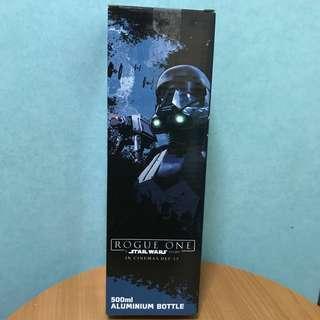 Star Wars Rogue One Aluminium Bottle - BN