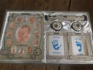Newborns 👶🏼 gift set