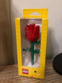 Lego rose 🌹 樂高玫瑰