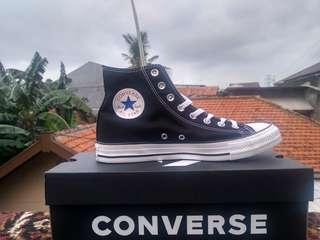 Converse ct high black and white