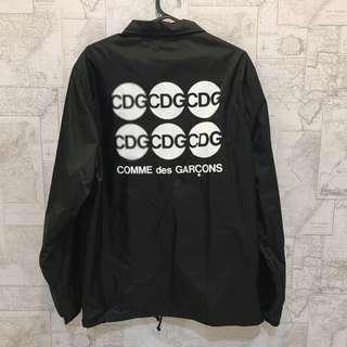 🚚 CDG 教練外套