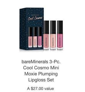 Bare minerals lipgloss