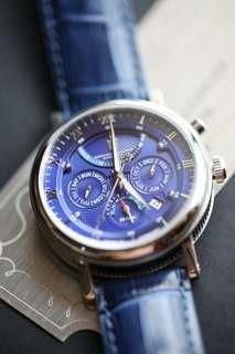 Multimatic Royal Blue Watch