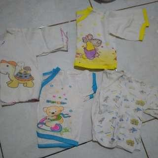 Take all baju bayi