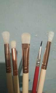 Brush Makeup Mata Eyeliner Eyeshadow Blending