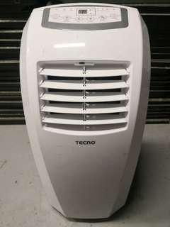 Portable aircon - Techno 10000btu