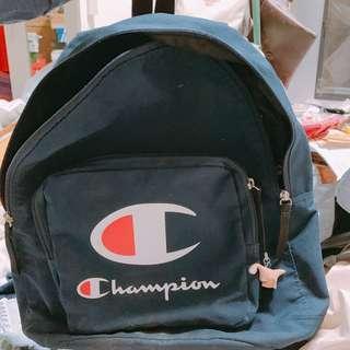 Champion Backpack 書包 背包 日本🎒