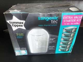 🚚 Brand new Tommee Tippee nappy disposal system